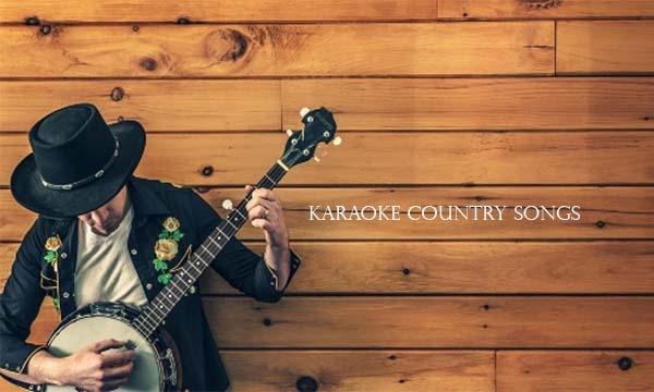Karaoke Country Songs