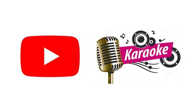 Karaoke on YouTube