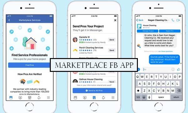 Marketplace Fb App