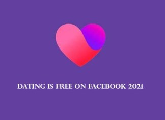Dating Is Free On Facebook 2021