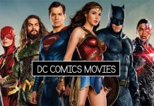 Dc Comics Movies