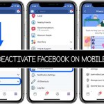 Deactivate Facebook On Mobile
