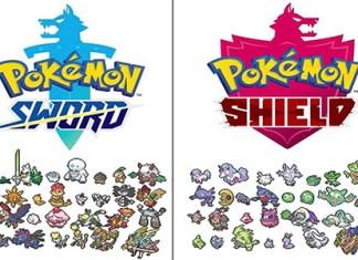 Pokemon Shield Exclusives - Pokemon Shield Exclusives Lists   Pokemon Shield