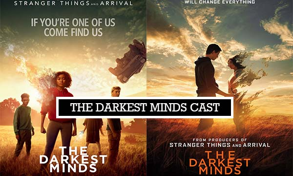 The Darkest Minds Cast