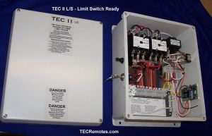 Boat Lft Remote Controls, TEC I, TEC II, TEC 12, and TEC IV