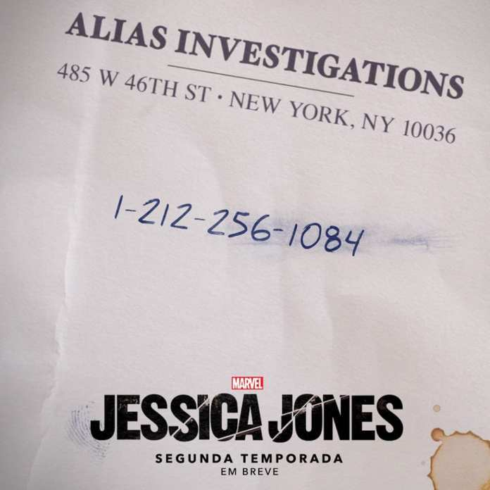 Netflix confirma segunda temporada de Jessica Jones  Netflix confirma segunda temporada de Jessica Jones 12400907 426623244203316 2564651078671312504 n