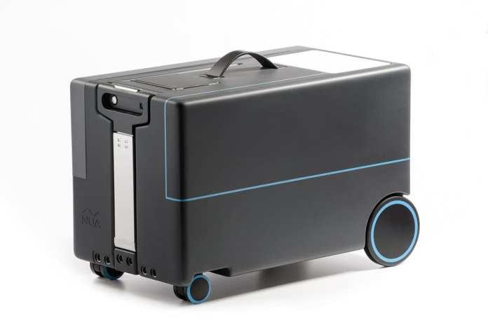 Robotic Suitcase (Foto: nuarobotics)  A mala do futuro: Segue seu dono como se fosse um cão 2903bef4 dsc 8872 i 0q40hf0q40hf000000