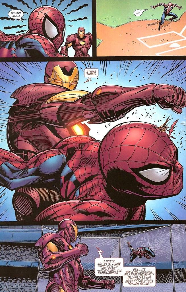 HQ - Homem-Aranha Vs. Homem de Ferro homem-aranha: detalhes do herói em capitão américa: guerra civil