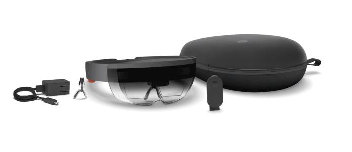 Microsoft Hololens microsoft hololens começa a ser vendido para desenvolvedores
