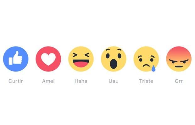 reações do facebook 'reações' do facebook e 3º guerra mundial