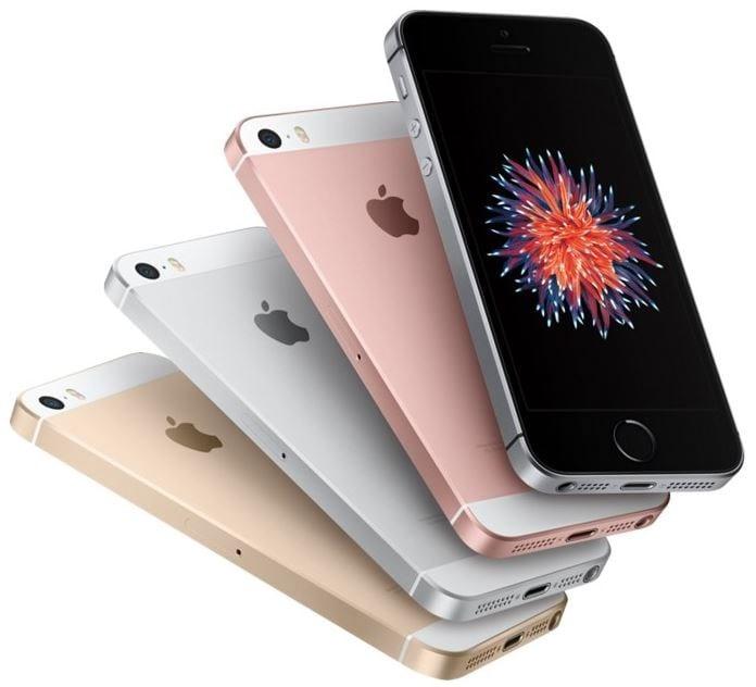 iPhone SE conheça o que vem dentro da caixa do novo iphone se
