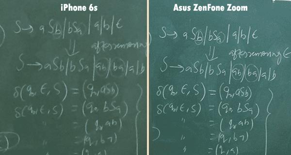 Zenfone Zoom zenfone zoom vs iphone 6s: quem tem a melhor câmera?