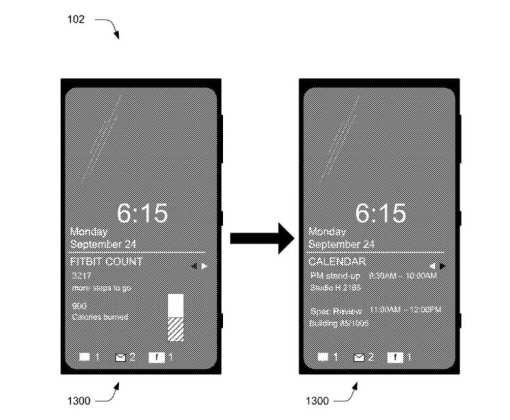 Windows 10 Mobile windows 10 mobile: nova patente pode trazer funções a tela de bloqueio Windows 10 Mobile: Nova patente pode trazer funções a tela de bloqueio Rich Lockscreen Notifications 4
