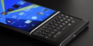 Priv, primeiro smartphone BlackBerry com Android.