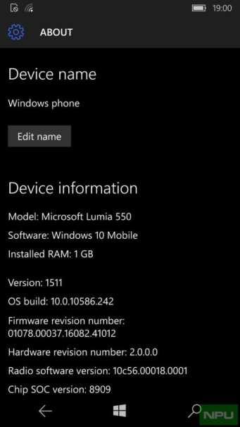 Windows 10 Mobile build 10586.242 está chegando ao windows 10 mobile oficial Build 10586.242 está chegando ao Windows 10 Mobile Oficial image new