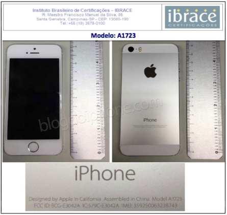 iPhone SE iphone se é homologado pela anatel