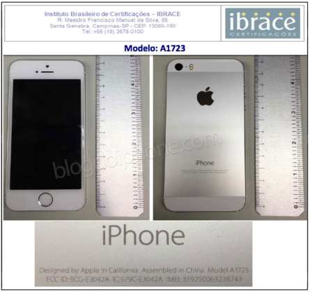 iPhone SE iphone se é homologado pela anatel iPhone SE é homologado pela Anatel iPhoneSEAnatel