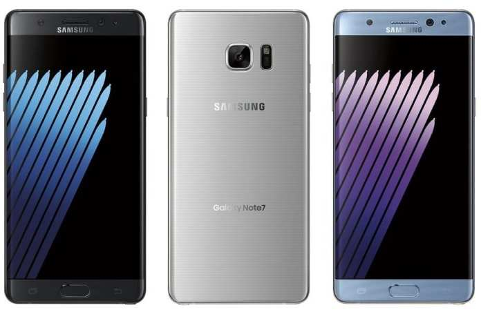 Galaxy Note 7 galaxy note 7: vazou o visual final do phablet da samsung
