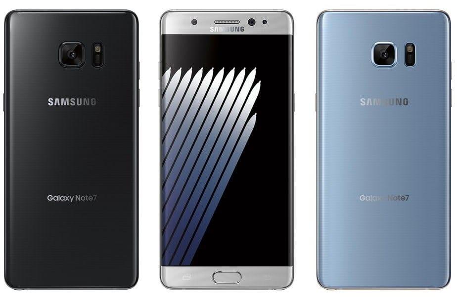 Galaxy Note 7 galaxy note 7: vazou o visual final do phablet da samsung