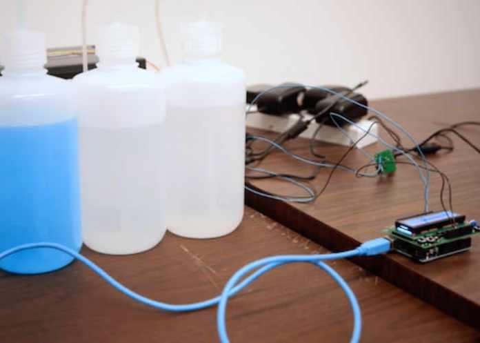 Arduino produtos de limpeza são usados para envio de sms via arduino
