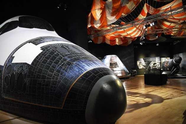 NASA 'nasa: uma aventura humana': exposição faz você se sentir astronauta 'NASA: Uma aventura humana': Exposição faz você se sentir astronauta nasaartscience00