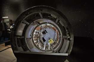 NASA 'nasa: uma aventura humana': exposição faz você se sentir astronauta