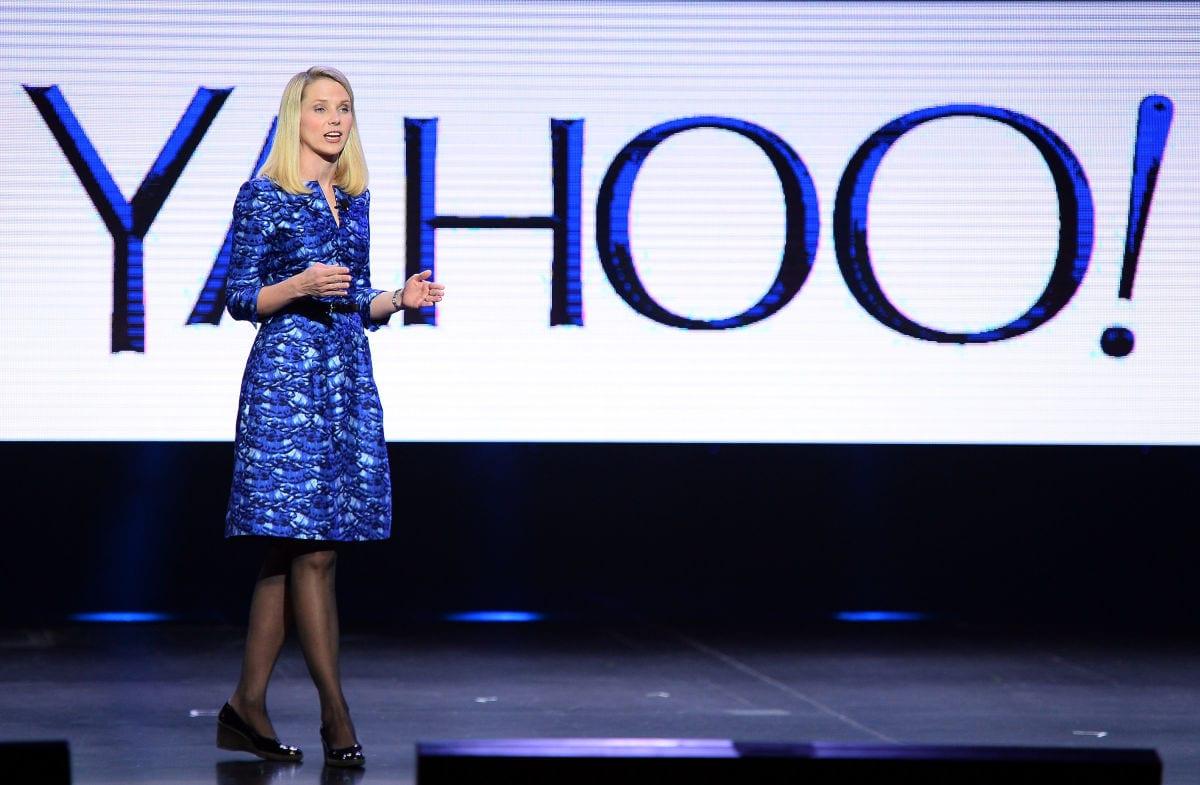 Yahoo bomba! marissa mayer renuncia e yahoo mudará de nome