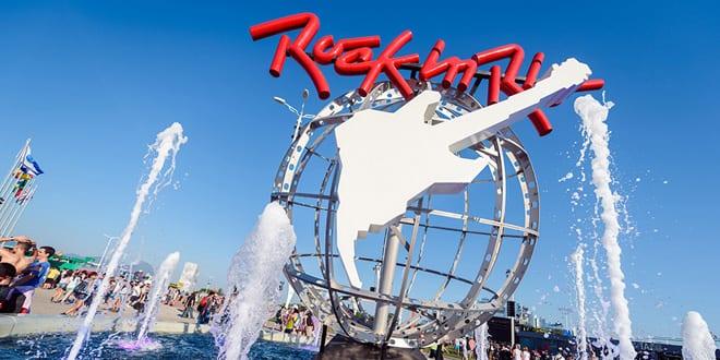 Rock in Rio rock in rio rock in rio 2019 pulsiera rfid como funciona pulseira do rock in rio