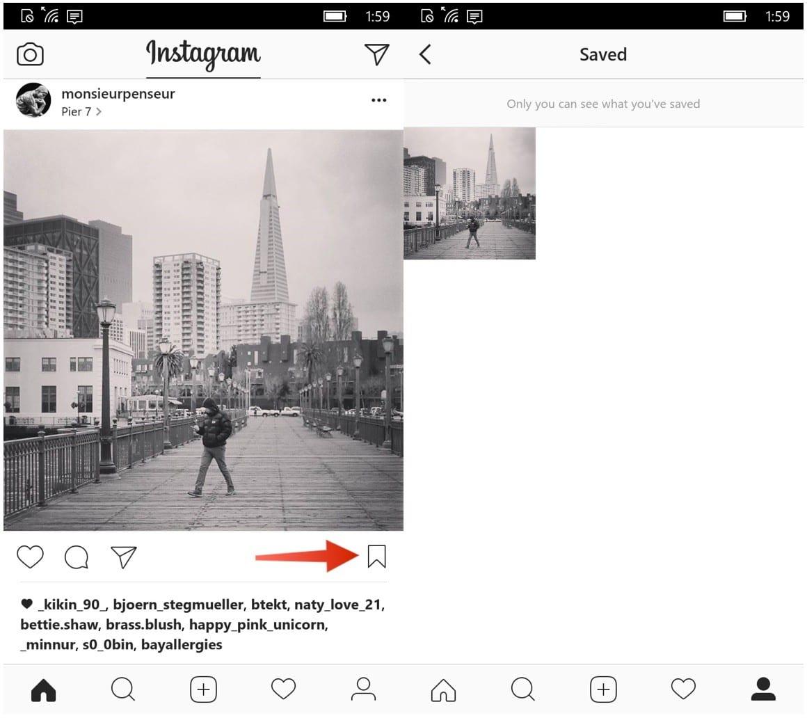 Windows 10 Mobile instagram do windows 10 mobile agora permite salvar fotos do feed