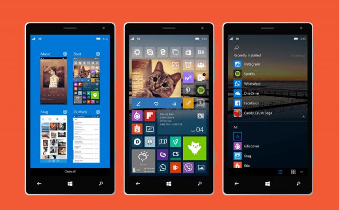 Windows 10 Mobile 1º de abril - windows 10 mobile recebe tiles interativas e explosão de novidades em atualização surpresa