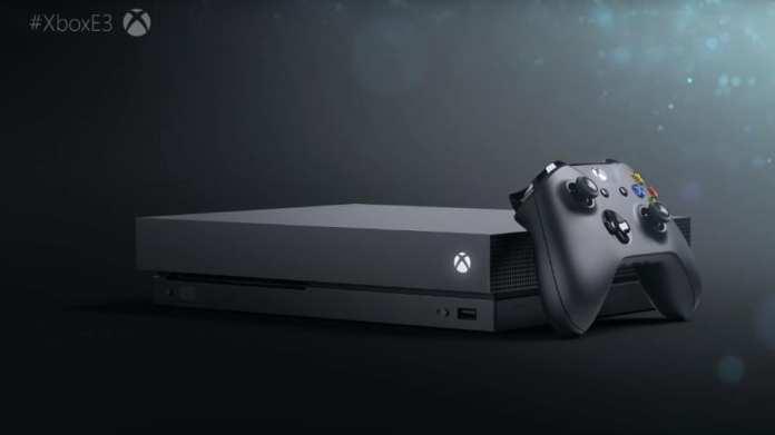 Xbox One S microsoft anuncia o xbox one x: console é poderoso e tem preço atraente Microsoft anuncia o Xbox One X: Console é poderoso e tem preço atraente xbox One X