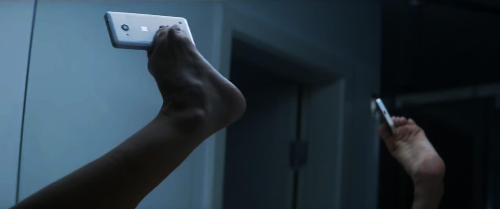 Lumias lumias 950 e 650 são usados em filme brasileiro; microsoft preparava lançamento no brasil