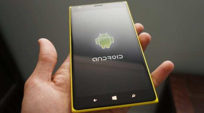 Como instalar o Android nos Lumias