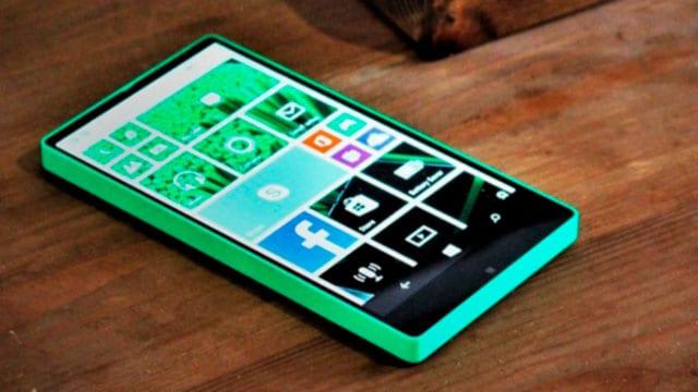 Microsoft protótipo da microsoft quase inovou o mercado de smartphones em 2014 Protótipo da Microsoft quase inovou o mercado de smartphones em 2014 lumia vela chamada