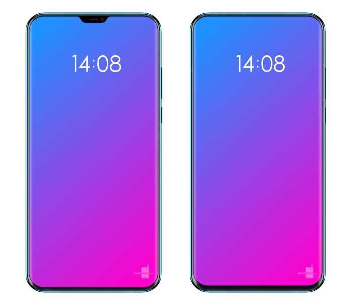 Lenovo Z5 lenovo z5 Lenovo Z5: Companhia chinesa vai lançar smartphone sem bordas lenovo all screen bezel less phone
