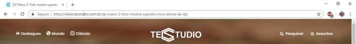 Google Chrome google chrome Google Chrome está de cara nova em versão beta new chrome2