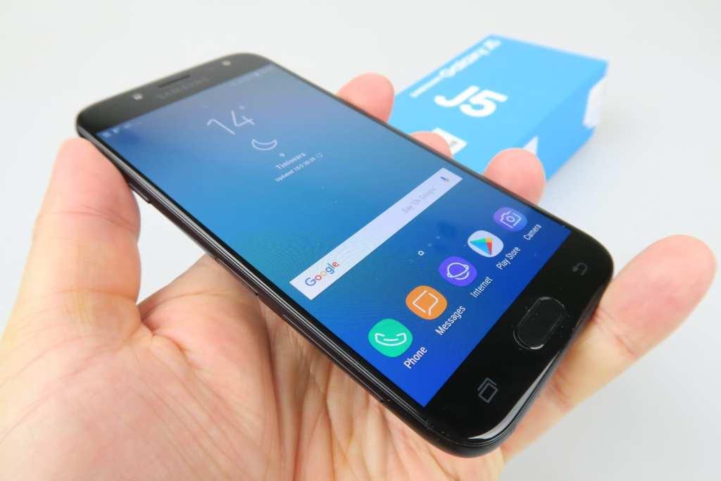 galaxy j5 (2017) recebe patch de segurança para dezembro de 2018 Galaxy J5 (2017) recebe patch de segurança para dezembro de 2018 Samsung Galaxy J5 2017 011
