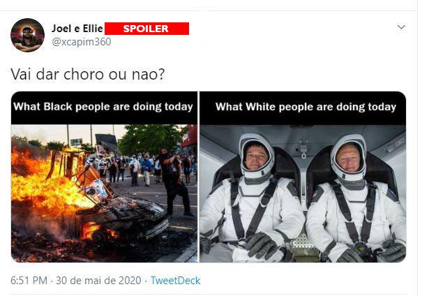 Xbox Mil Grau  Gamer que promove conteúdo na Twitch e usa nome 'Xbox' compartilha memes racistas no Twitter print