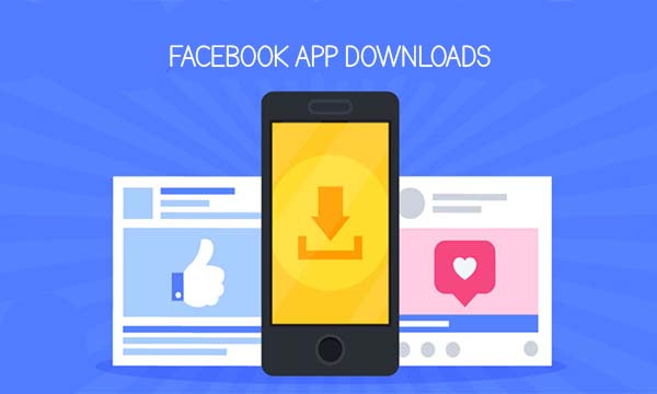 Facebook App Downloads