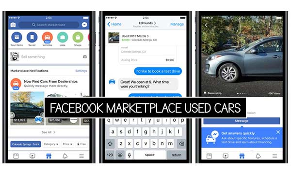 Facebook Marketplace Used Cars