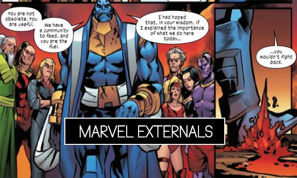 Marvel Externals