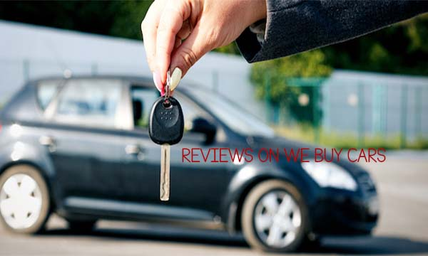 Reviews On We Buy Cars