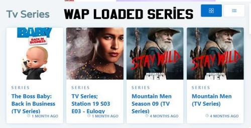 Wap Loaded Series