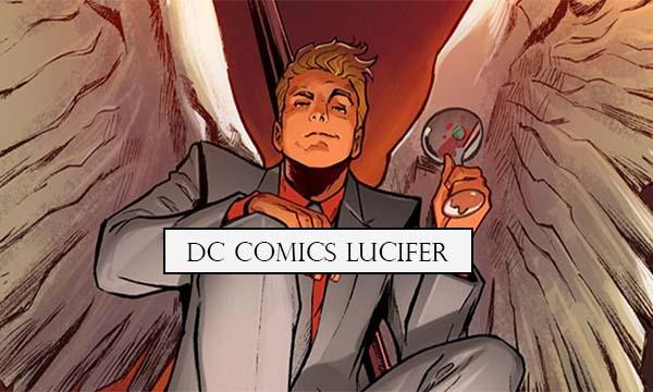 Dc Comics Lucifer