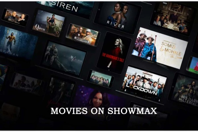 Movies on Showmax