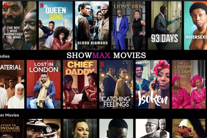 Showmax Movies