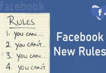 Facebook New Rules - Facebook Rules for Contests | Facebook Group New Rules