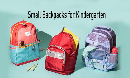 Small Backpacks for Kindergarten: Best Kindergarten Backpack for Little Kids