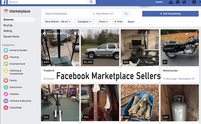 Facebook Marketplace Sellers - Facebook Marketplace | How to Sell Items on Facebook Marketplace
