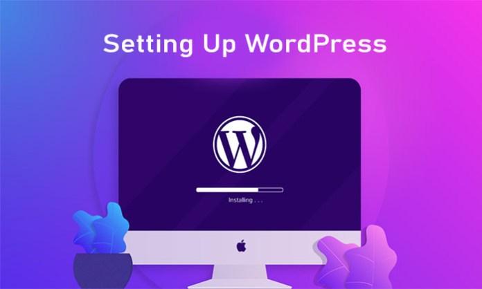 Setting Up WordPress - Setting Up WordPress Blog | Set Up WordPress Using Bluehost